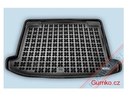Gumová vana do kufru Renault CLIO GRANDTOUR 2013- horní dno