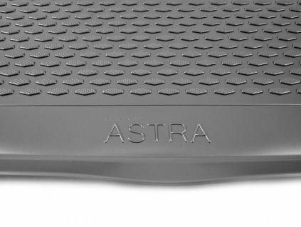 Plastová vana do kufru Opel ASTRA K 2015-