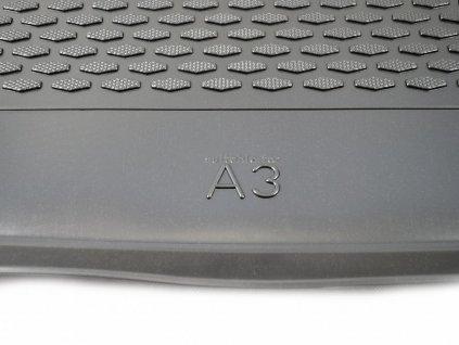 Plastová vana do kufru Audi A3 Sportback 2013-