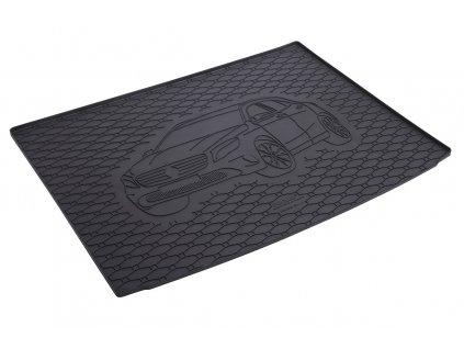 Gumová vana do kufru Mercedes GLA 2014-