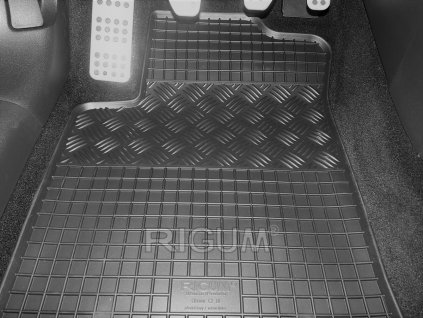 Gumové koberce Citroen DS3 2010-