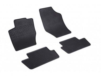 Gumové koberce Citroen DS4 2010-