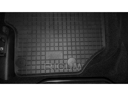 Gumové koberce Citroen C-ELYSEE 2012-