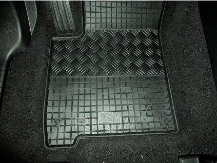 Gumové koberce Fiat FREEMONT 2011-