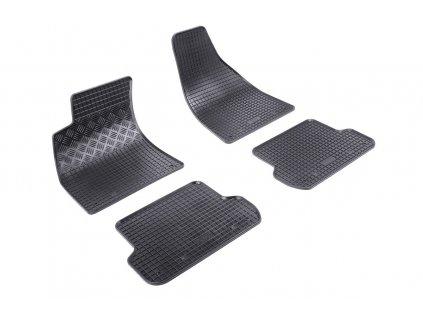 Gumové koberce Seat EXEO 2009-
