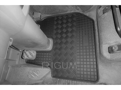 Gumové koberce DAF LF Euro 6 2013-