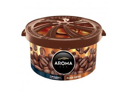 Osvěžovač AROMA CAR ORGANIC 40g COFFEE