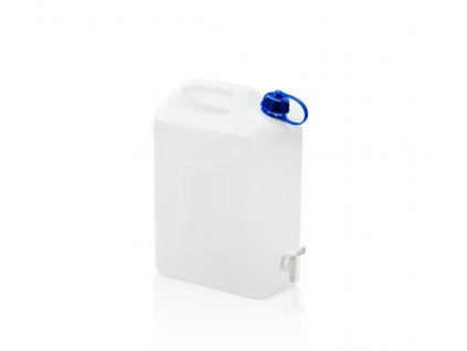 Kanystr na pitnou vodu 10 L s kohoutkem