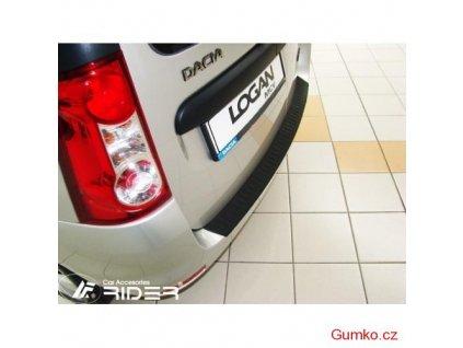 Nášlap kufru Dacia Logan 2007-