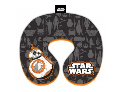 Polštářek okolo krku STAR WARS BB-8