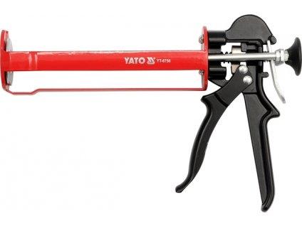 Pistole na kartuše 215 x 60 mm