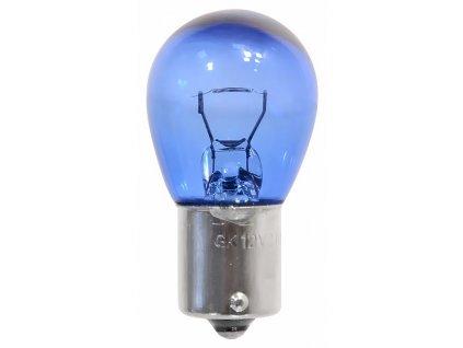 Žárovka 12V P21W 21W Ba15s BLUE box