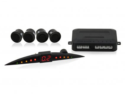 Parkovací asistent 4 senzory, LED display