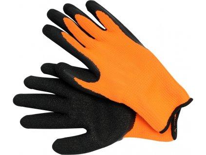 Rukavice ochranné proti chladu latex vel. 10