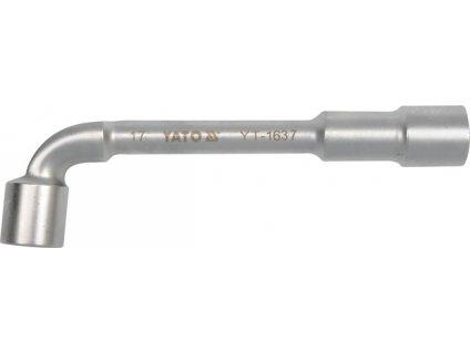 """Klíč nástrčný 17 mm typ """"L"""""""