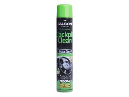 Cockpit spray FALCON Lemon 750ml