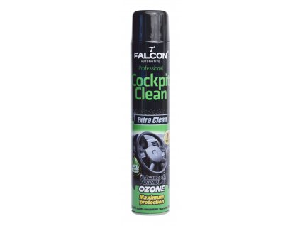 Cockpit spray FALCON Denim Black 750ml