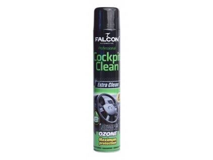 Cockpit spray FALCON Denim Black 750ml