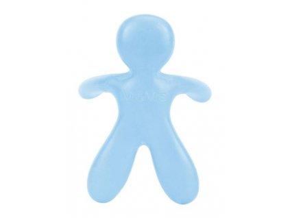 Osvěžovač Mr&Mrs Fragrance CESARE Caribbean Sea modrý