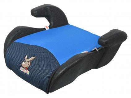 Autosedačka podsedák plast (II,III) 15-36kg ANGUGU modrý