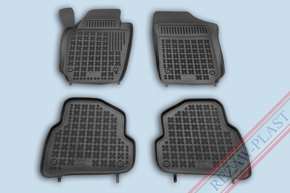 Rezaw Plast Gumové koberce VW POLO V 2009-