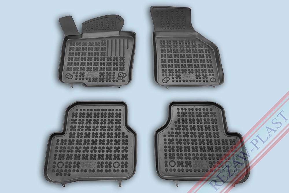 Rezaw Plast Gumové koberce VW TIGUAN 10/2007-