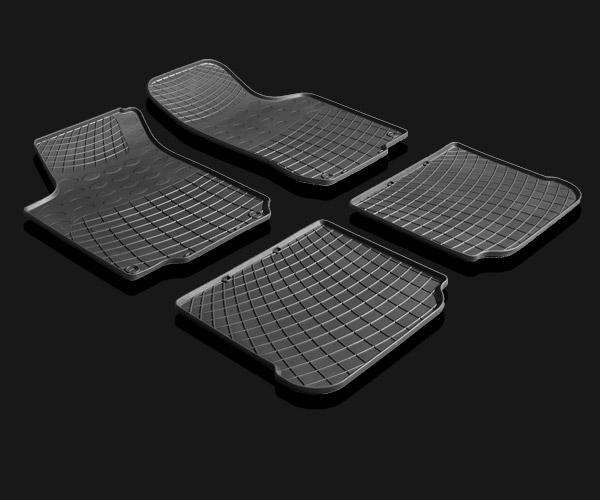 ZPV Gumové koberce Seat LEON (1999-2004)