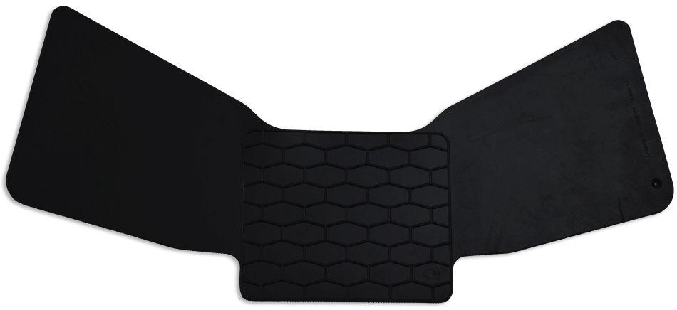 Gumárny Zubří Gumový koberec zadní střední VW GOLF VII (2012-)