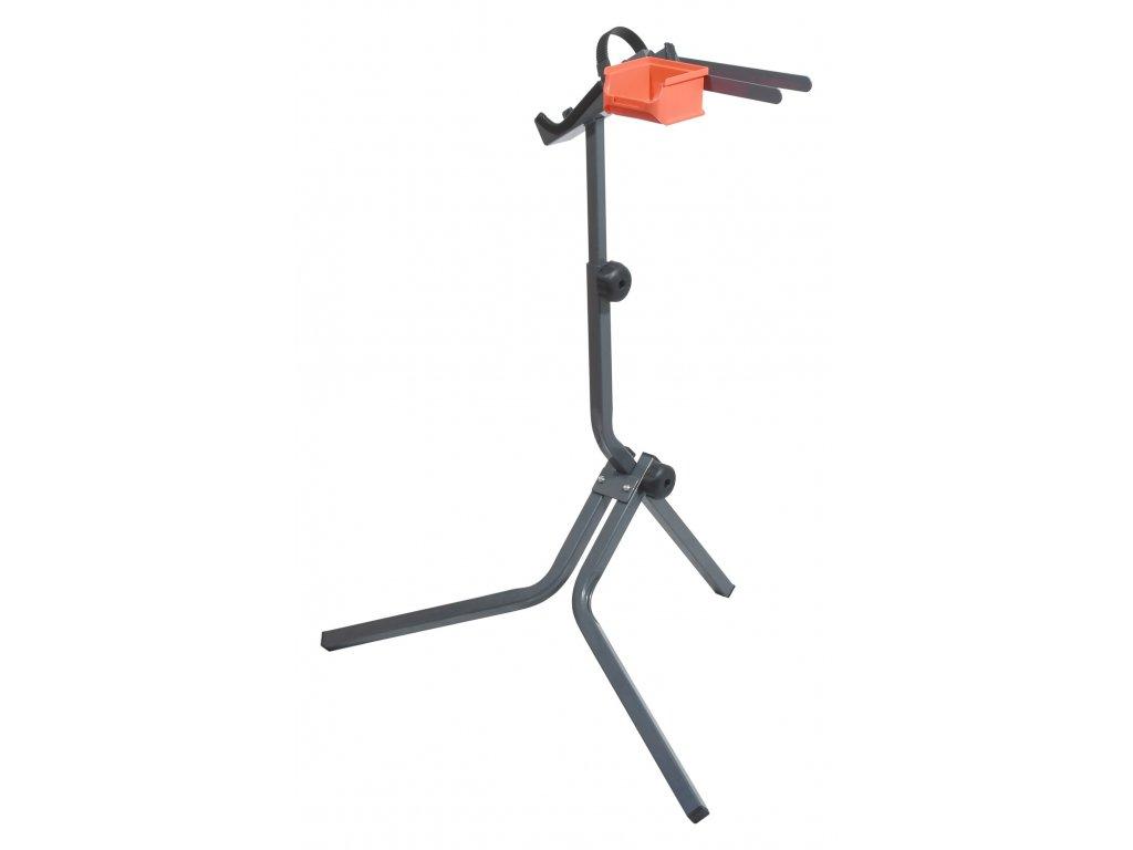 Montážní stojan na kolo