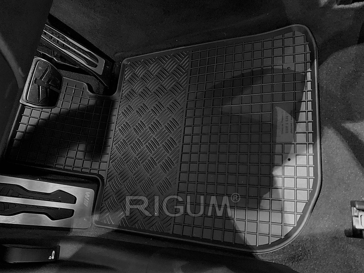 Rigum Gumové koberce BMW 3 G21 2019-