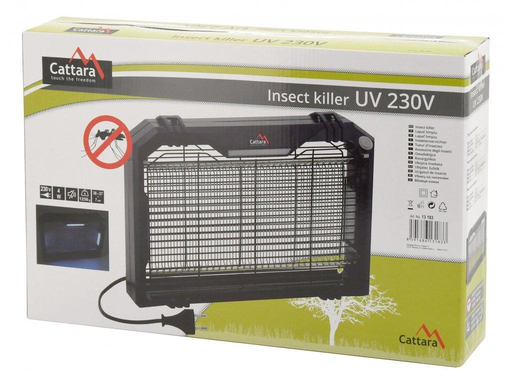 Cattara Lapač hmyzu UV 230V