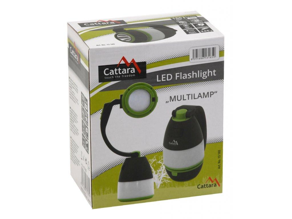 Cattara Svítilna MULTILAMP LED 150lm nabíjecí