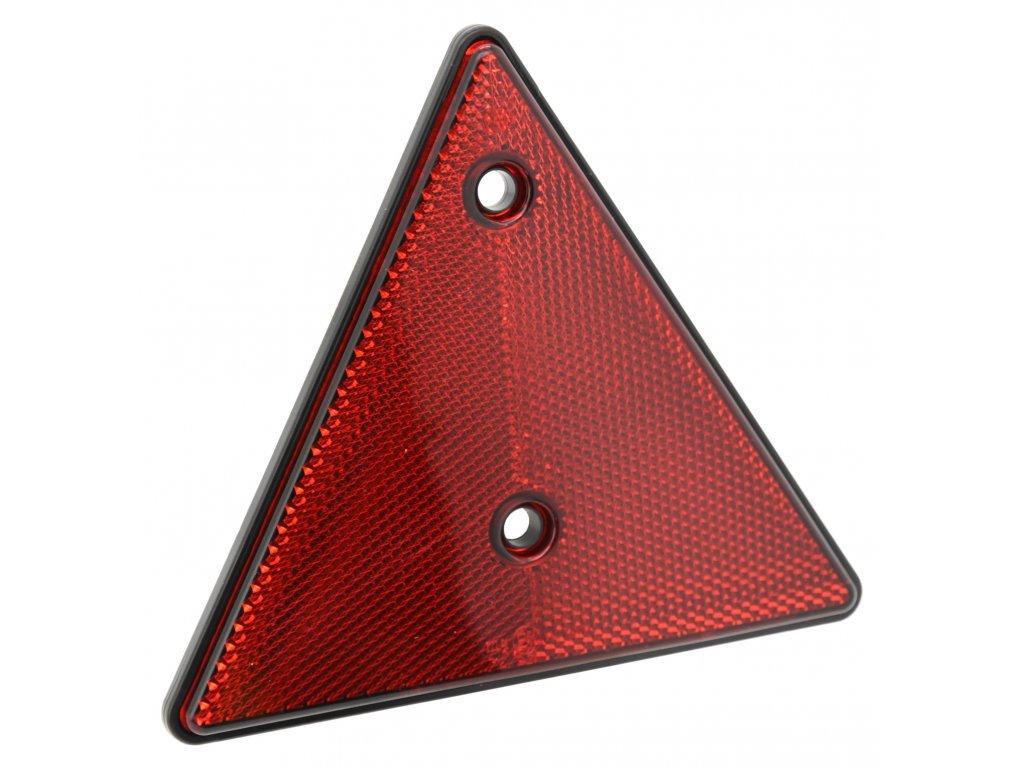 Compass Odrazka trojúhelník 15cm E homologace 1ks