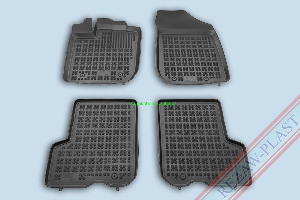 Rezaw Plast Gumové koberce Dacia LOGAN MCV 2013- se zvýšeným okrajem