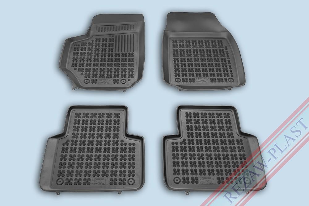 Rezaw Plast Gumové koberce Fiat CROMA 2005- se zvýšeným okrajem