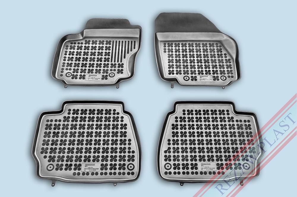 Rezaw Plast Gumové koberce Ford MONDEO IV 2007- se zvýšeným okrajem