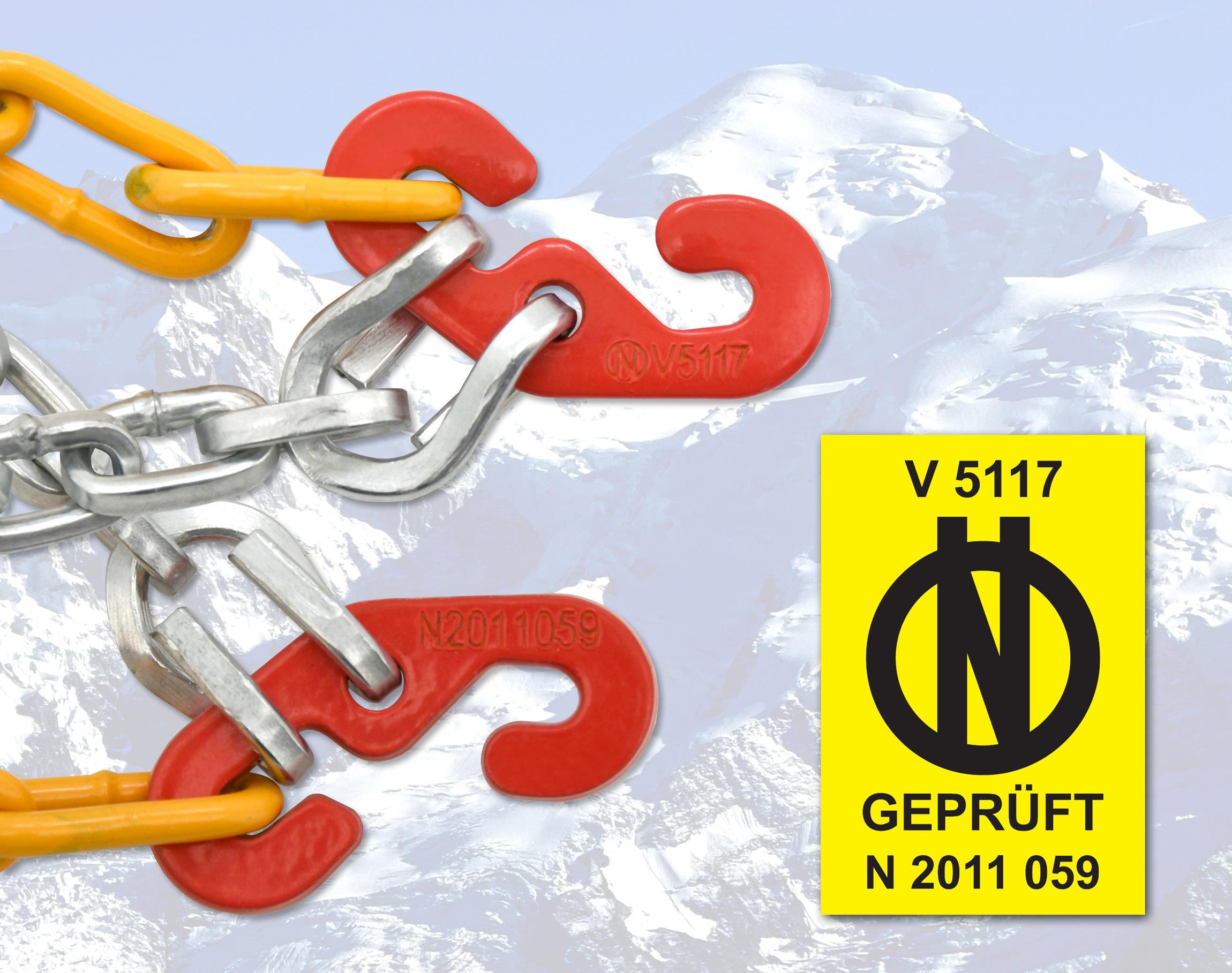 Compass Sněhové řetězy WINTER ÖNORM X40 nylon bag