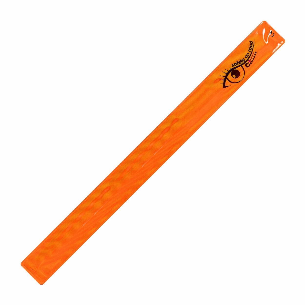 Compass Pásek reflexní ROLLER S.O.R. oranžový