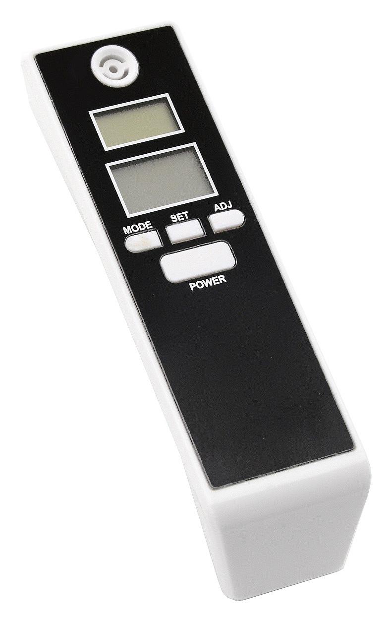 Compass Alkohol tester BLACK/WHITE, digitální