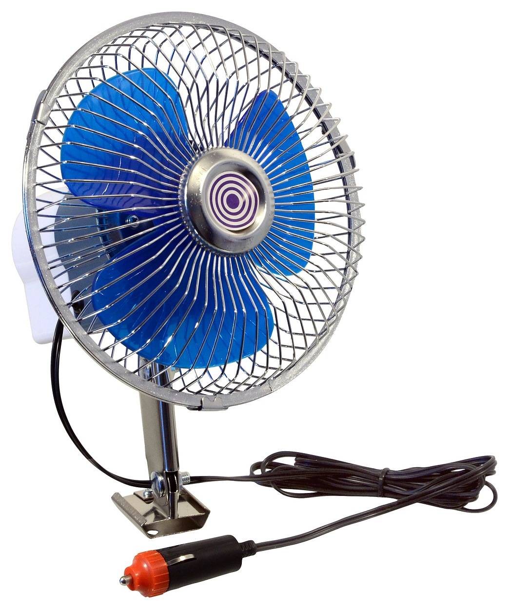 Compass Ventilátor 12V Maxi otočný