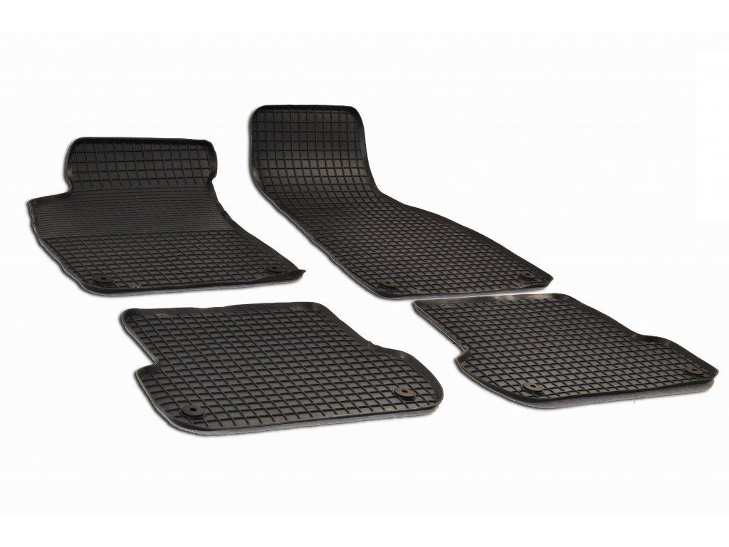 Gumárny Zubří Gumové autokoberce Seat EXEO (2009-)