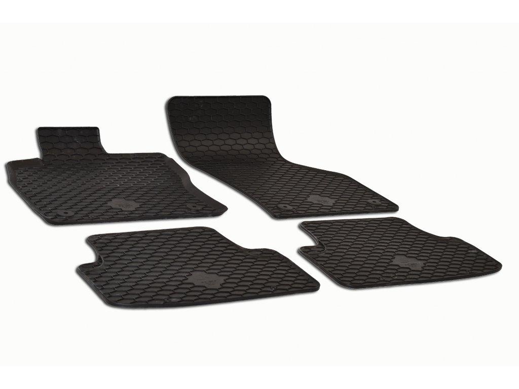 Gumárny Zubří Gumové autokoberce Seat LEON (2012-)