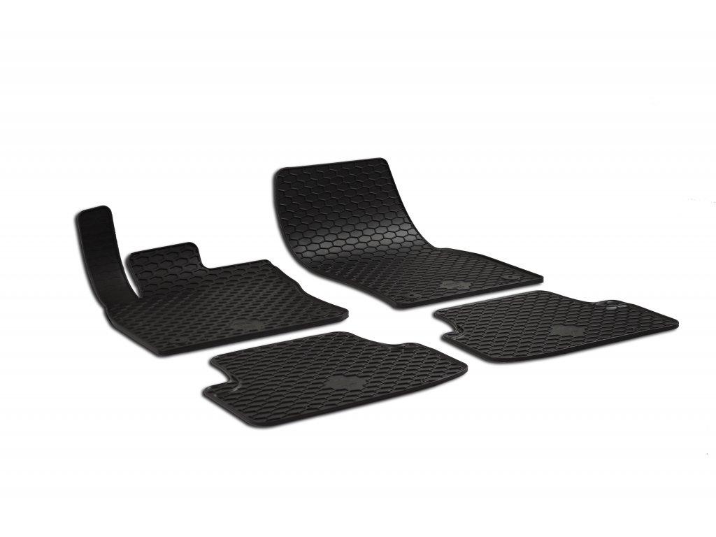 Gumárny Zubří Gumové autokoberce Seat ATECA (2016-)