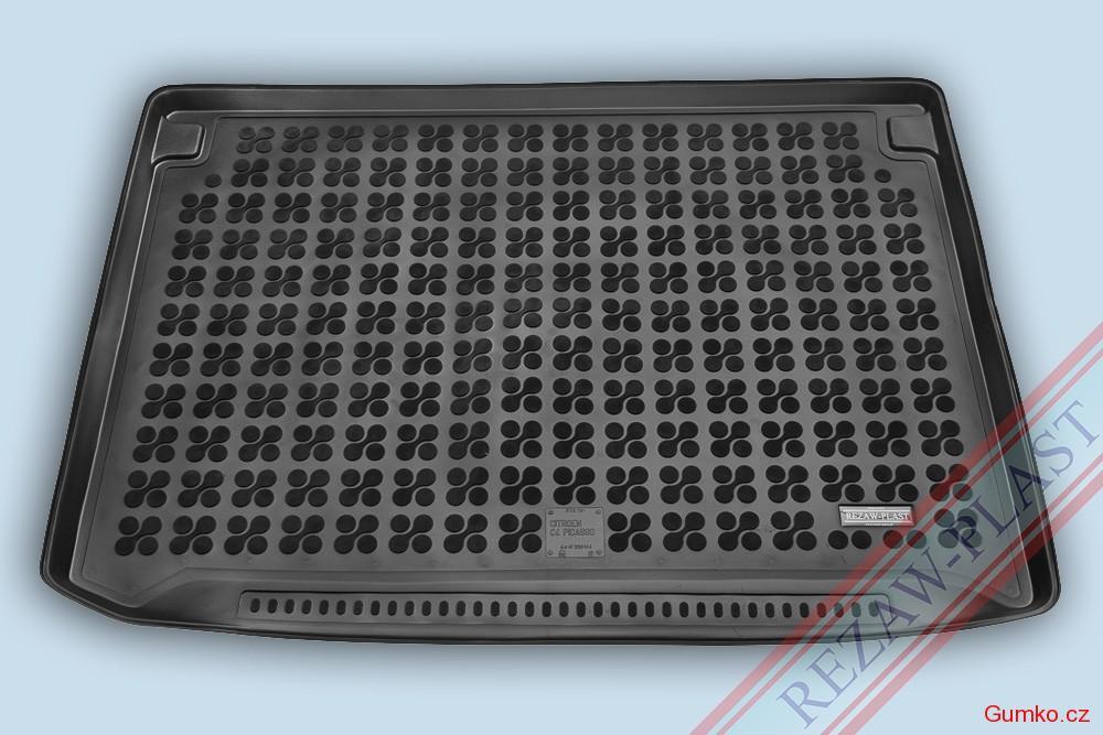 Rezaw Plast Gumová vana do kufru Citroen C4 PICASSO 7m 2013- plnohodnotná rezerva