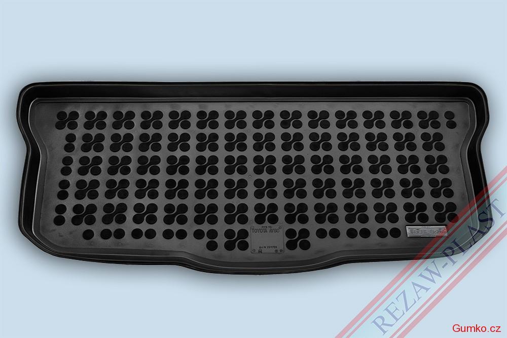 Rezaw Plast Gumová vana do kufru Toyota AYGO 2014-