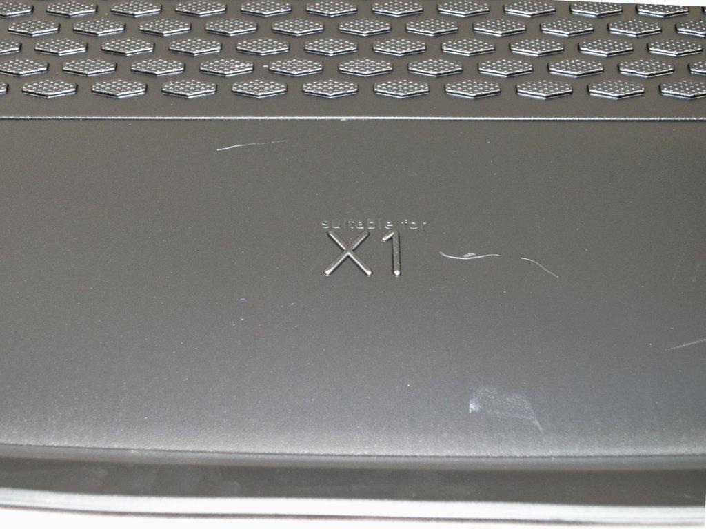 Gumárny Zubří Plastová vana do kufru BMW X1 F48 2015-