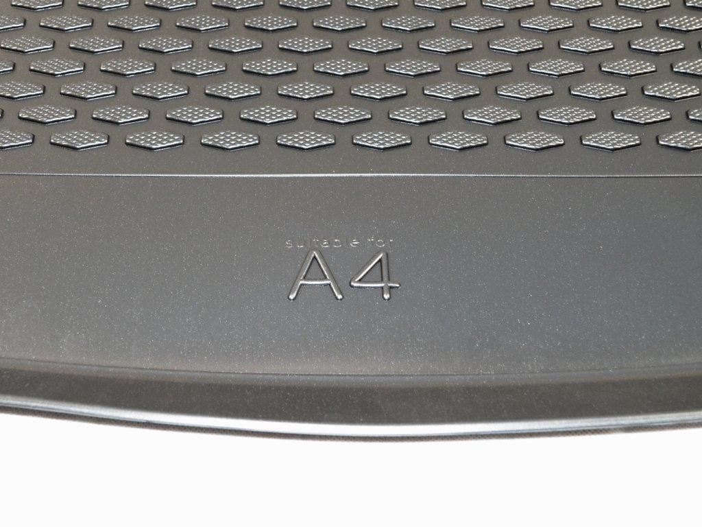 Gumárny Zubří Plastová vana do kufru Audi A4 Avant 2015-