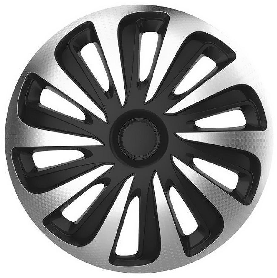 "Compass Kryty kol 16"" CALIBER Carbon (sada) silver/black"