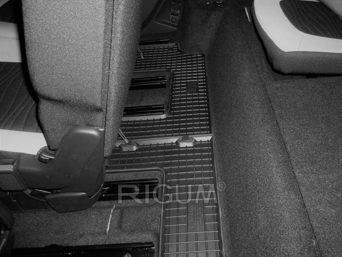 Rigum Gumové koberce Citroen C4 PICASSO 3.řada 2013-