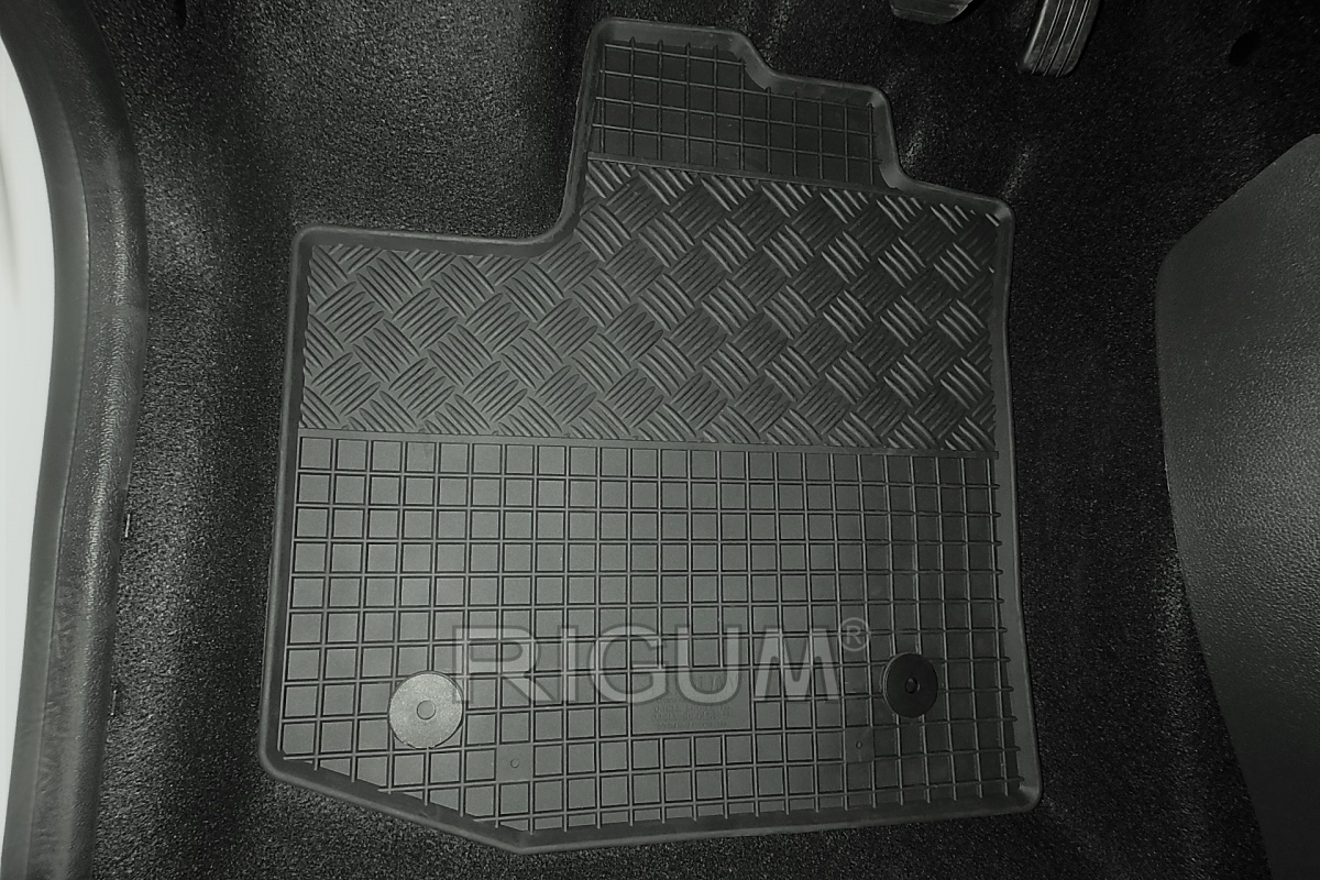 Rigum Gumové koberce Dacia LODGY 2012-